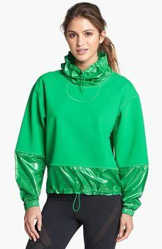 adidas by Stella McCartney 'Run' Sweatshirt available at #Nordstrom