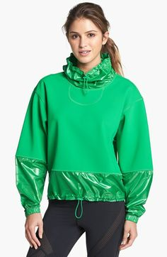 adidas by Stella McCartney 'Run' Sweatshirt available at #Nordstrom