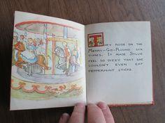 The County Fair Tasha Tudor 4th Printing 1945 Oxford Press RARE Scarce OOP | eBay