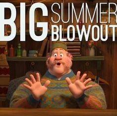 """Hoohoo Big Summer Blow Out"""
