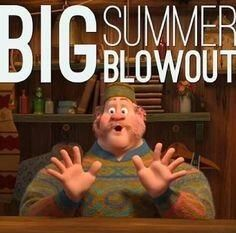 """Hoohoo Big Summer Blow Out"""