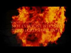 Wrath of God - Not Everyone Who Says 'Lord, Lord' Shall Enter