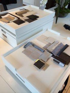 Interior Design Boards, Office Interior Design, Office Interiors, Interior And Exterior, 3d Home Design, Design Studio Office, Interior Design Presentation, Material Board, Transitional Decor