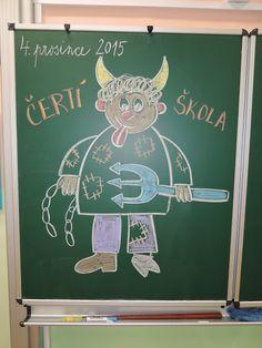 Čertí škola - 2. třída
