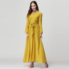 Chiffon Chic Dress