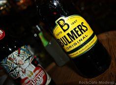 Bulmers Original: Rinfrescante, delicata e leggermente dolce, frutto della lunga tradizione inglese...naturalmente al RockCafè!!  #birra #piadine #hamburger #cocktail #modena #rockcafè