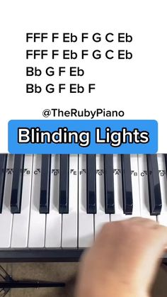 Ruby Piano Tutorials & Lessons (@therubypiano) Official TikTok | Watch Ruby Piano Tutorials & Lessons's Newest TikTok Videos Piano Sheet Music Letters, Piano Music Notes, Easy Piano Sheet Music, Music Chords, Ukulele Songs, Piano Lessons, Music Lessons, Mood Songs, Good Vibe Songs