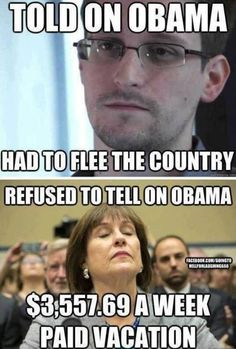 Lois Lerner continues to receive weekly paychecks. #Tyranny