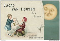 Old Paper > Chromos & Images > Trade Cards > Chocolate > Van Houten - Delcampe.net