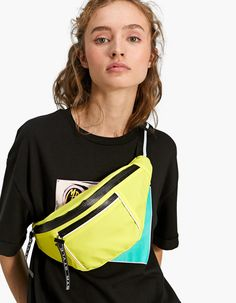 At Stradivarius you'll find 1 Bel çantası for just 69.95 Türkiye . Visit now to discover this and more Çanta. Drawstring Backpack, Backpacks, Seasons, Clothes, Fashion, No Churn Ice Cream, Totes, Zapatos, Festivals