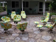 Outdoor Furniture, Homecrest Patio, Furniture Phone, Dream House, Furniture Busy, Vintage Patio Furniture, Pool And Patio