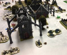 St.Helens Spartans Frostgrave 4