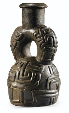 cultura Chavín NORTE PERÚ AV 900-400. AD