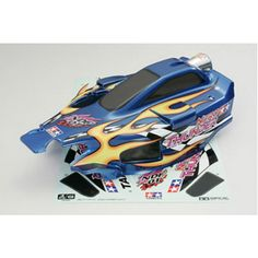 CARROCERIA Tamiya Nitro Thunder 1/10 19.99€