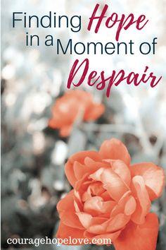 Hope in Despair