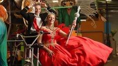 Who is this year's Christmas Pageant King and Queen - NEWS.com.au #757Live