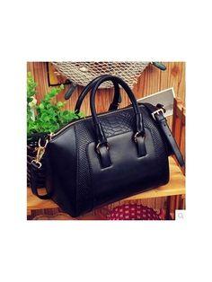 Vintage Crocodile Commute Handbag Korean Style 436559550f3c9