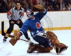 John Murdoch Garrett,Nordiques Québec (1984) Cool Pictures, Cool Photos, My Photos, Nhl, Quebec Nordiques, Goalie Mask, Masked Man, Ice Hockey, Old School