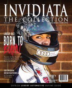 The Invidiata Collection Fall 2019 Luxury Automotive, Burlington Ontario, Social Media Company, Happy Reading, Print Magazine, Listening To Music, A Boutique, Race Cars, Fall
