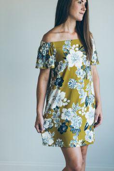 The Maria Dress - Nellie Taft   Nellie Taft