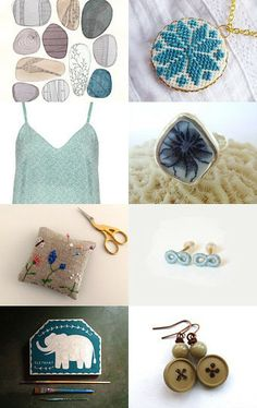 Clean the surface before you start a new one by Lital Alkalay on Etsy--Pinned with TreasuryPin.com