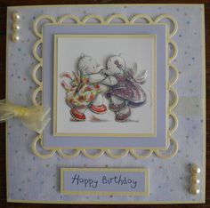 Made using Crafters Companion Humphrey's Corner Crafters Companion Cards, Card Ideas, Happy Birthday, Corner, Crafts, Inspiration, Happy Brithday, Biblical Inspiration, Manualidades