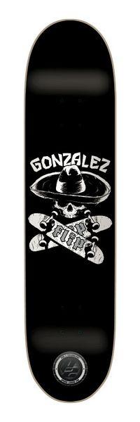 Flip Skateboards Gonzalez Hablo P2 Deck