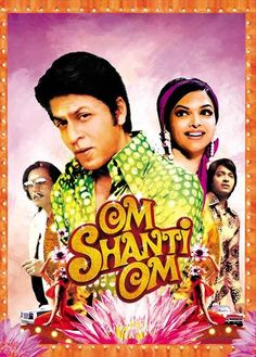"""It's been 10 years since """"Om Shanti Om"""" came out. , I love you from the depths of my heart! Om Shanti Om, Movies To Watch Hindi, Movies To Watch Online, Hd Movies, Bollywood Movies Online, Hindi Movies Online, Sheila White, Shah Rukh Khan Movies, Shahrukh Khan"""