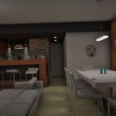 moderne Esszimmer von GGAL Estudio de Arquitectura
