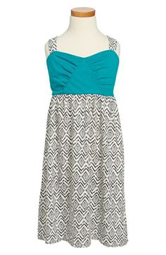 Roxy 'Whimsical Wishes' Tank Dress (Big Girls) available at #Nordstrom