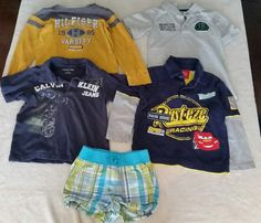 4T Boys Clothes. Calvin Klein, Tommy Hilfiger, Carter's, Children's Place