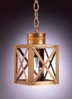 Can Top X-Bars Hanging Dark Brass Medium Base Socket Seedy Marine Glass by Northeast Lantern. $236.50. Northeast Lantern 5012-DB-MED-SMG Can Top X-Bars Hanging Dark Brass Medium Base Socket Seedy Marine Glass Brass