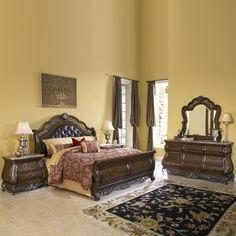 Fairmont Designs Bedroom Sets Gorgeous Fairmont Designs Grand Estates Queen Sleigh Bed  Sleigh Beds Design Ideas