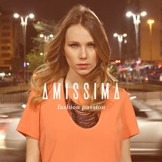 Nada é mais bonito do que a confiança de uma mulher.  #AmissimaFashionPassion