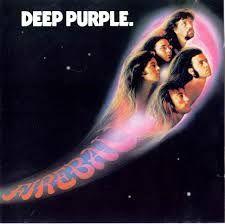 deep purple - Fireball album cover