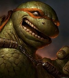 Article about Michael Bay working on a new TMNT movie.