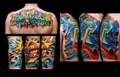 From Graffiti Tattoo Vol 2