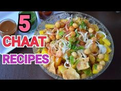 5 DIFFERENT CHAAT RECIPES (IFAR SPECIAL) by YES I CAN COOK #2019Ramadan #ChaatRecipes - YouTube Ramadan, Cooking Recipes In Urdu, Chaat Recipe, Yes I Can, Up Halloween, Sweet And Spicy, Yummy Food, Yummy Recipes, Salad