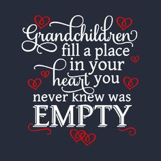 Check out this awesome 'Grandchildren+empty' design on @TeePublic!