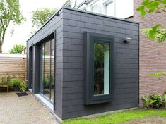 House Extension Plans, House Extension Design, Extension Designs, House Design, Bungalow Extensions, Garden Room Extensions, House Extensions, House Cladding, Exterior Cladding