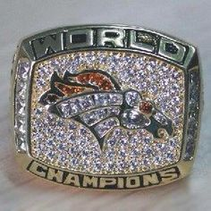 Time for another super bowl ring. WoooooooooooHooooooooooooo