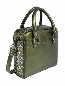GOSHICO leather bag with embroidered sides FANCY http://mybags.co.uk/goshico-leather-bag-with-embroidered-sides-fancy-2065.html