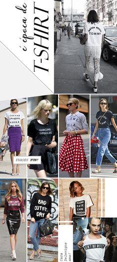 Época de camisetas poderosas, afinal elas são sim uma ferramenta importante para discutir diversos assuntos como feminismo e política! Confira mais no blog www.danipetry.com
