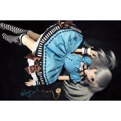 Smart Doll Chitose Shirasawa by fumi.r6.2