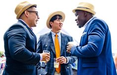 The Del Mar Thoroughbred Club, where the turf meets the surf. Thoroughbred horse racing from Southern California. Race Day Fashion, Thoroughbred Horse, Horse Racing, Panama Hat, Style, Del Mar, Swag, Outfits, Panama
