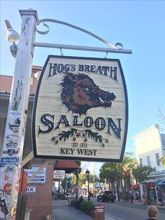 Hogs Breath Key West