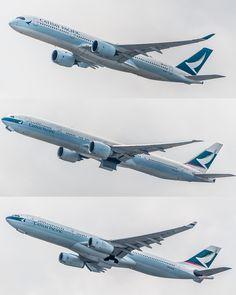 Hong Kong International Airport (HKG) / Cathay Pacific Airways / Airbus350-900XWB, Boeing777-300ER, Airbus330-300X