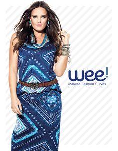 Wee!: A primeira marca brasileira a lançar e democratizar o conceito Fashion Curves, com roupas para você se sentir ainda mais linda e confiante! #fashioncurves #curvy #fashion