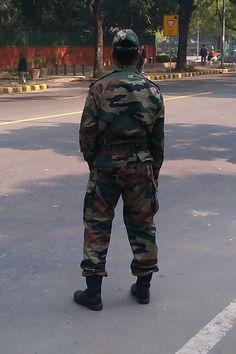 One man Army!