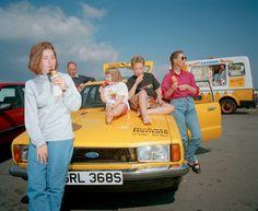 "20aliens: "" ENGLAND. 1994 Martin Parr """